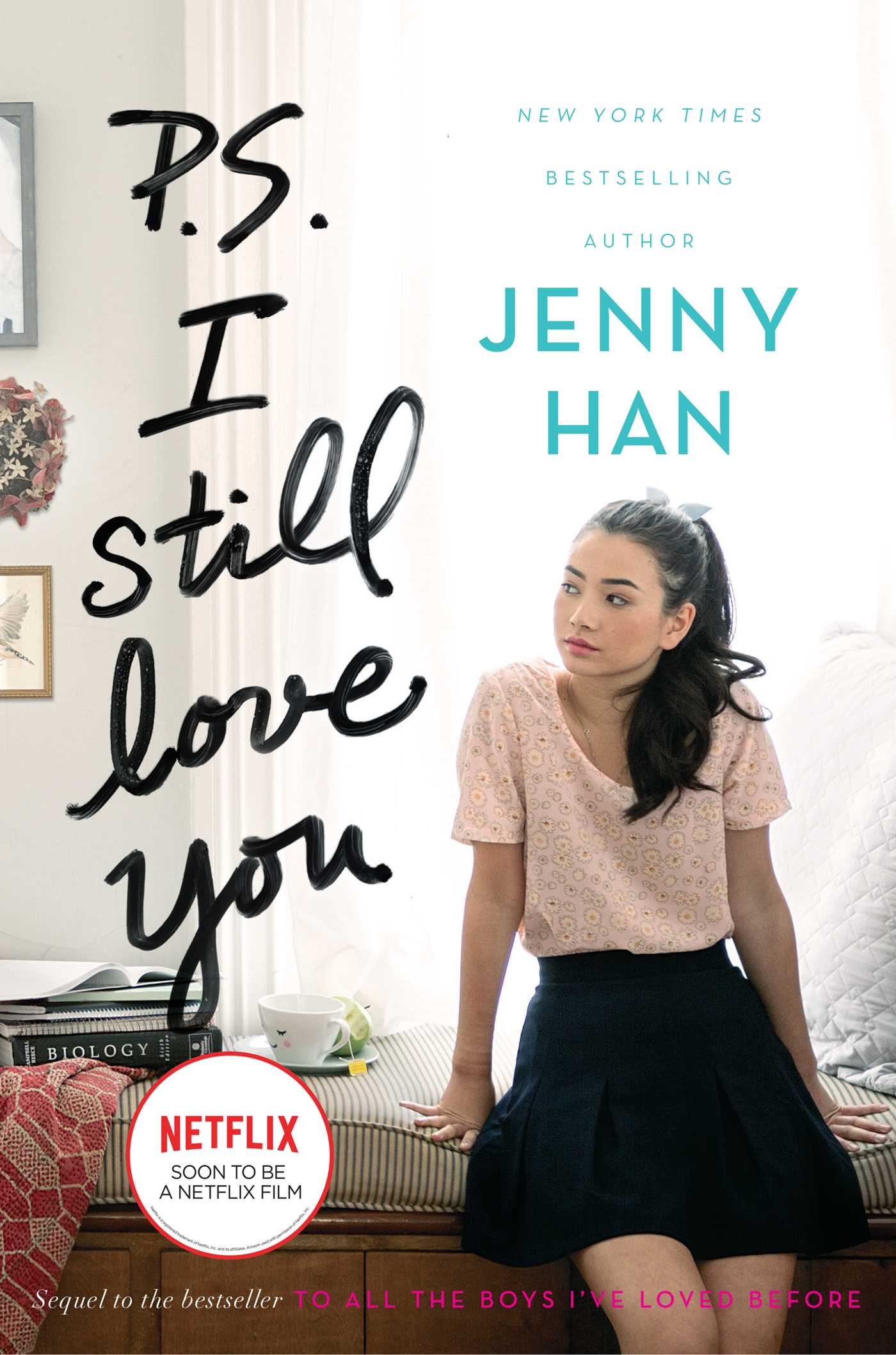 Image result for p.s. i still love you jenny han