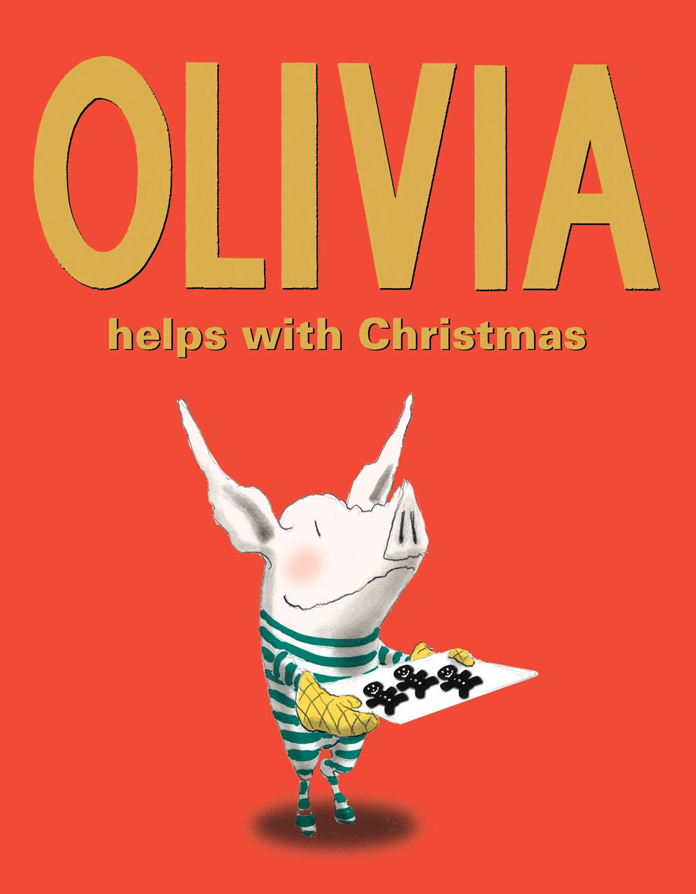 Olivia helps with christmas 9781442427365 hr