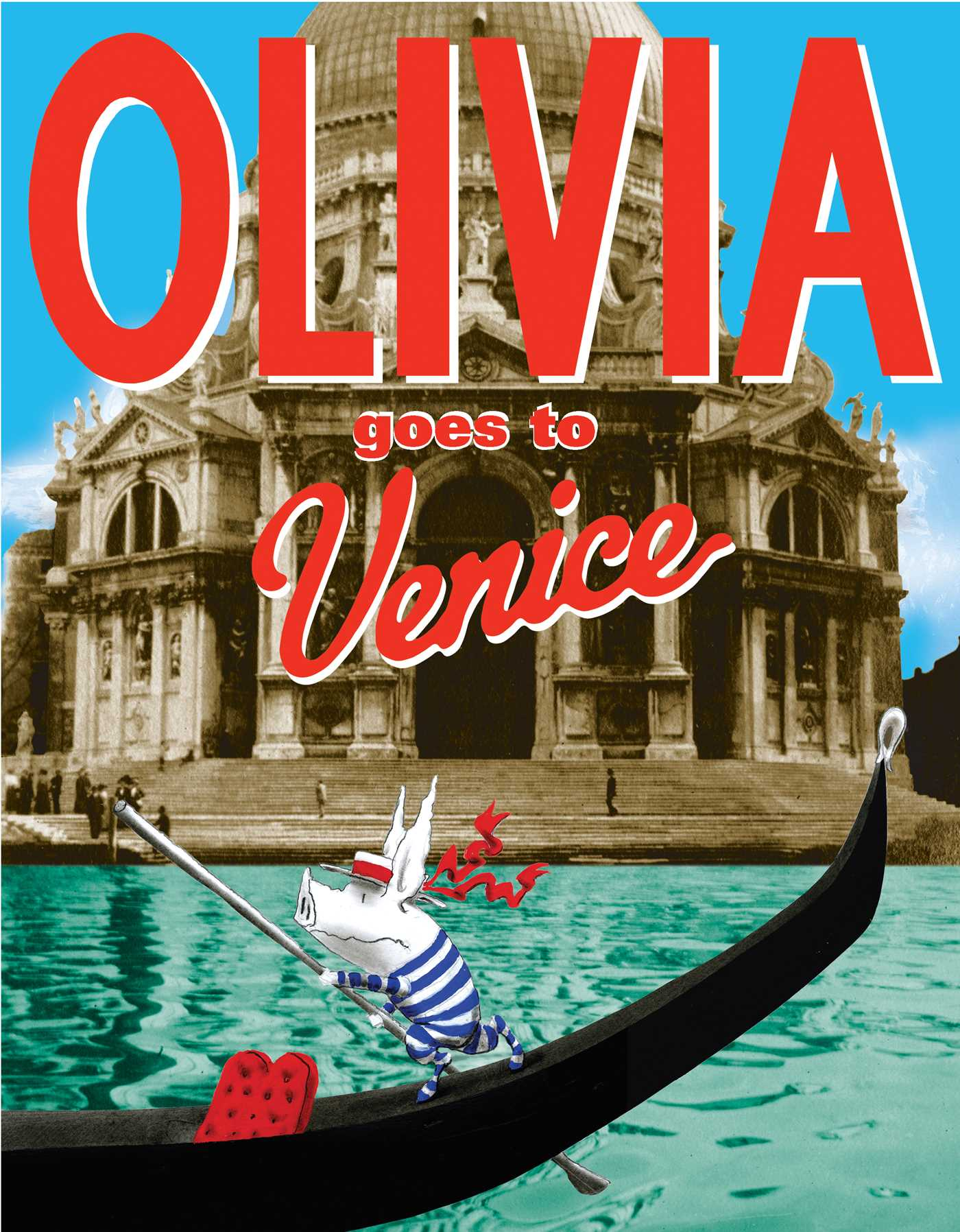 Olivia goes to venice 9781442427372 hr