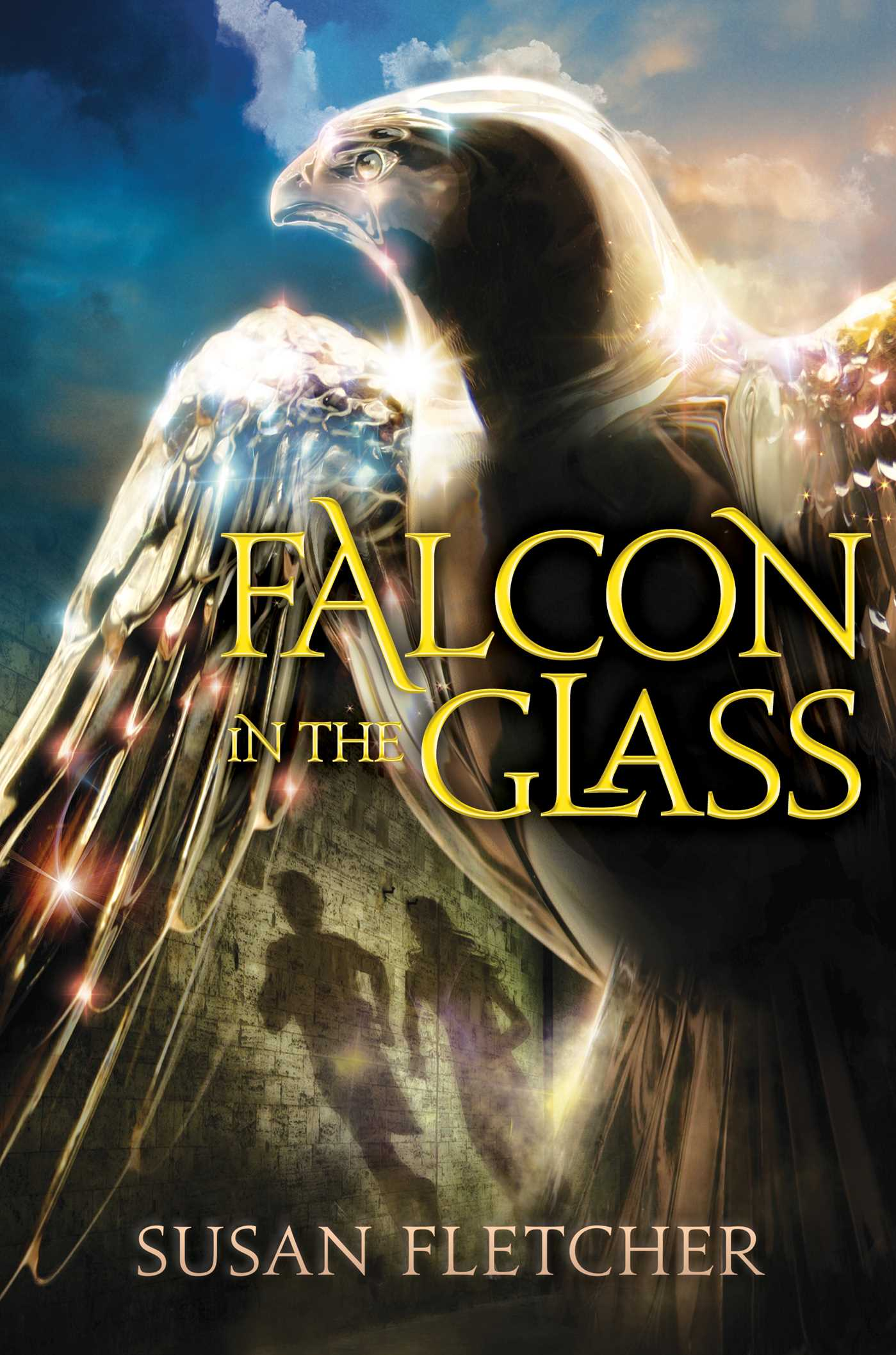 Falcon in the glass 9781442429925 hr