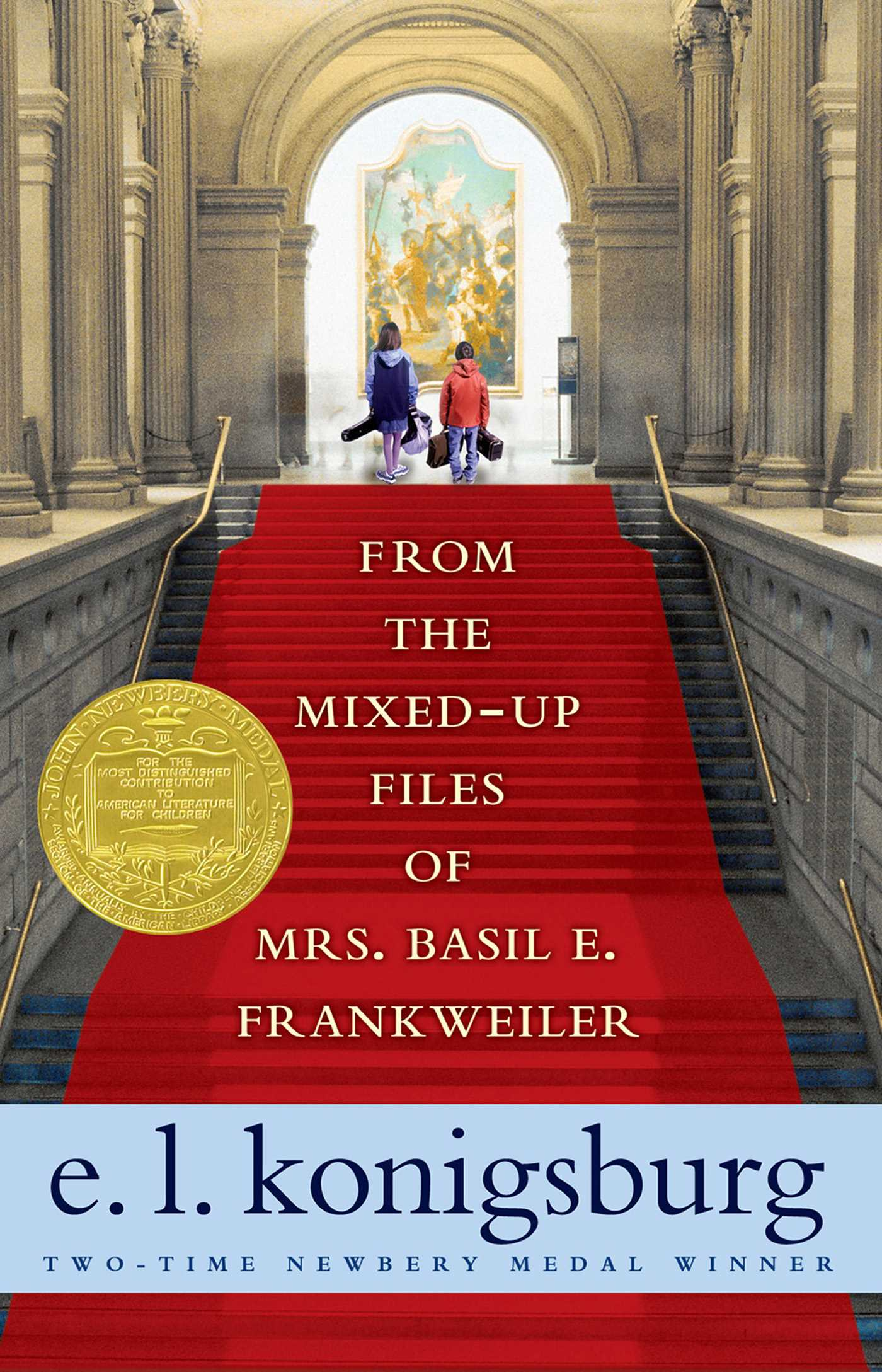 From the mixed up files of mrs basil e frankweiler 9781442431263 hr