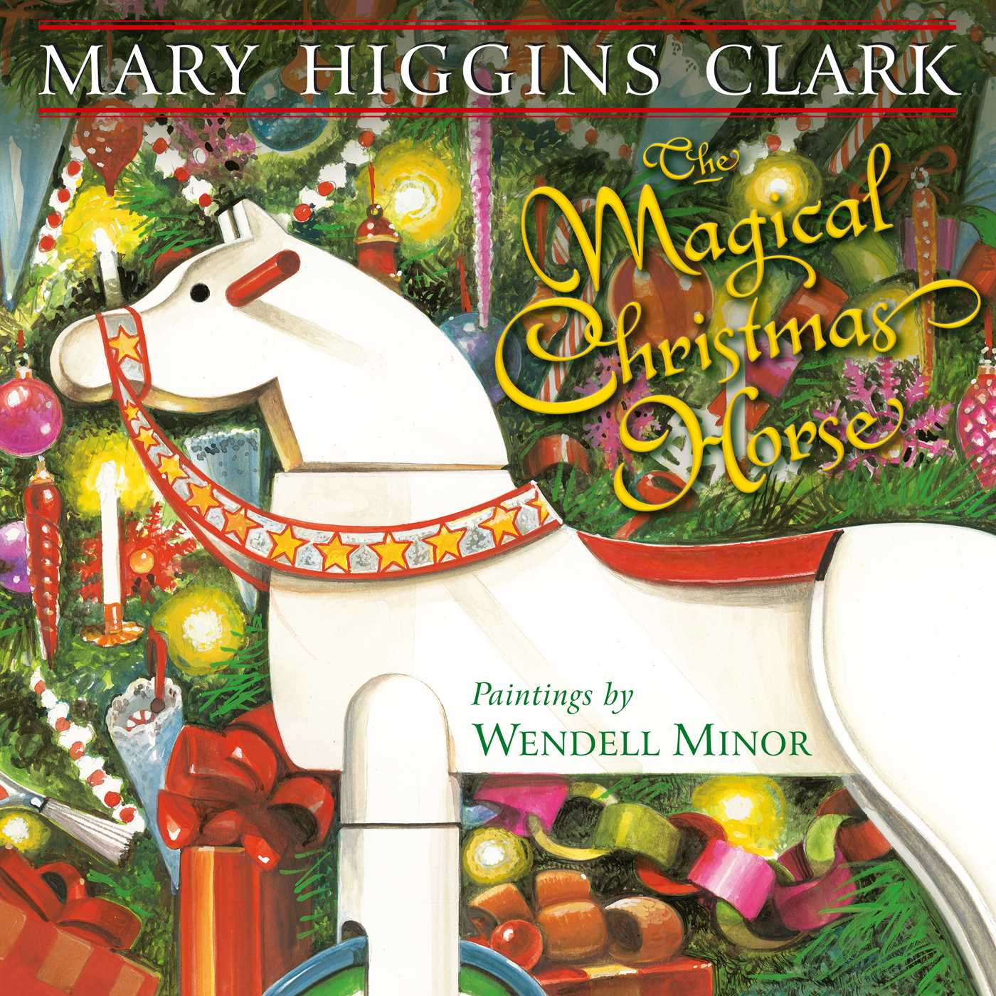 The magical christmas horse 9781442434301 hr