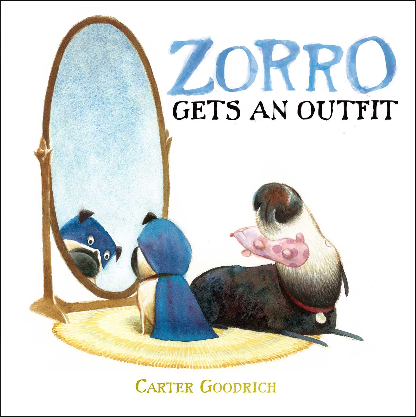 Zorro gets an outfit 9781442435360 hr