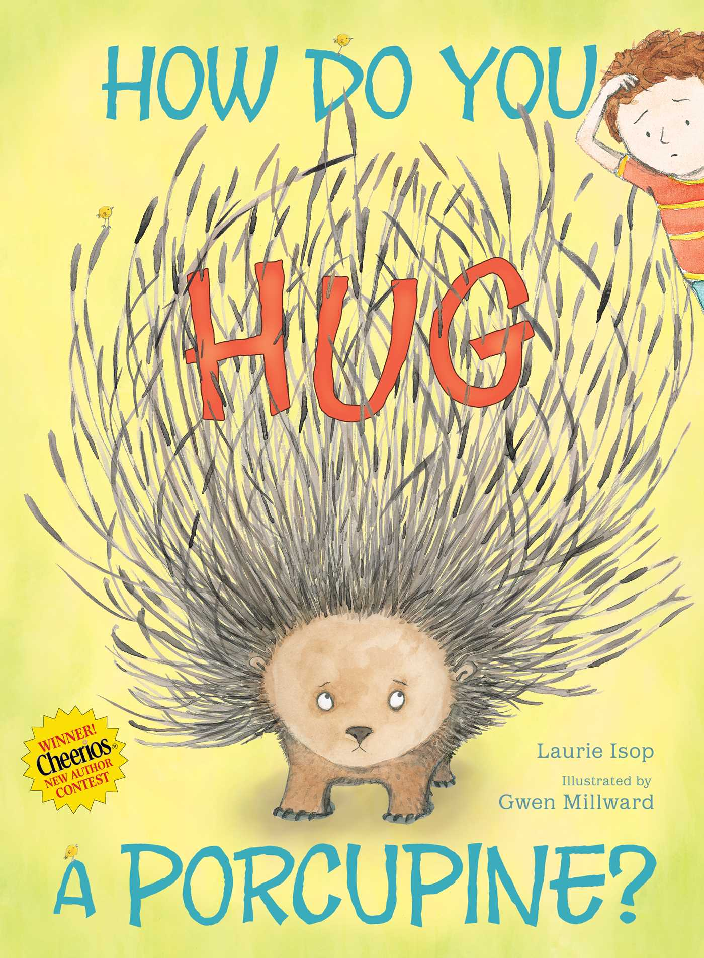 How do you hug a porcupine 9781442435575 hr