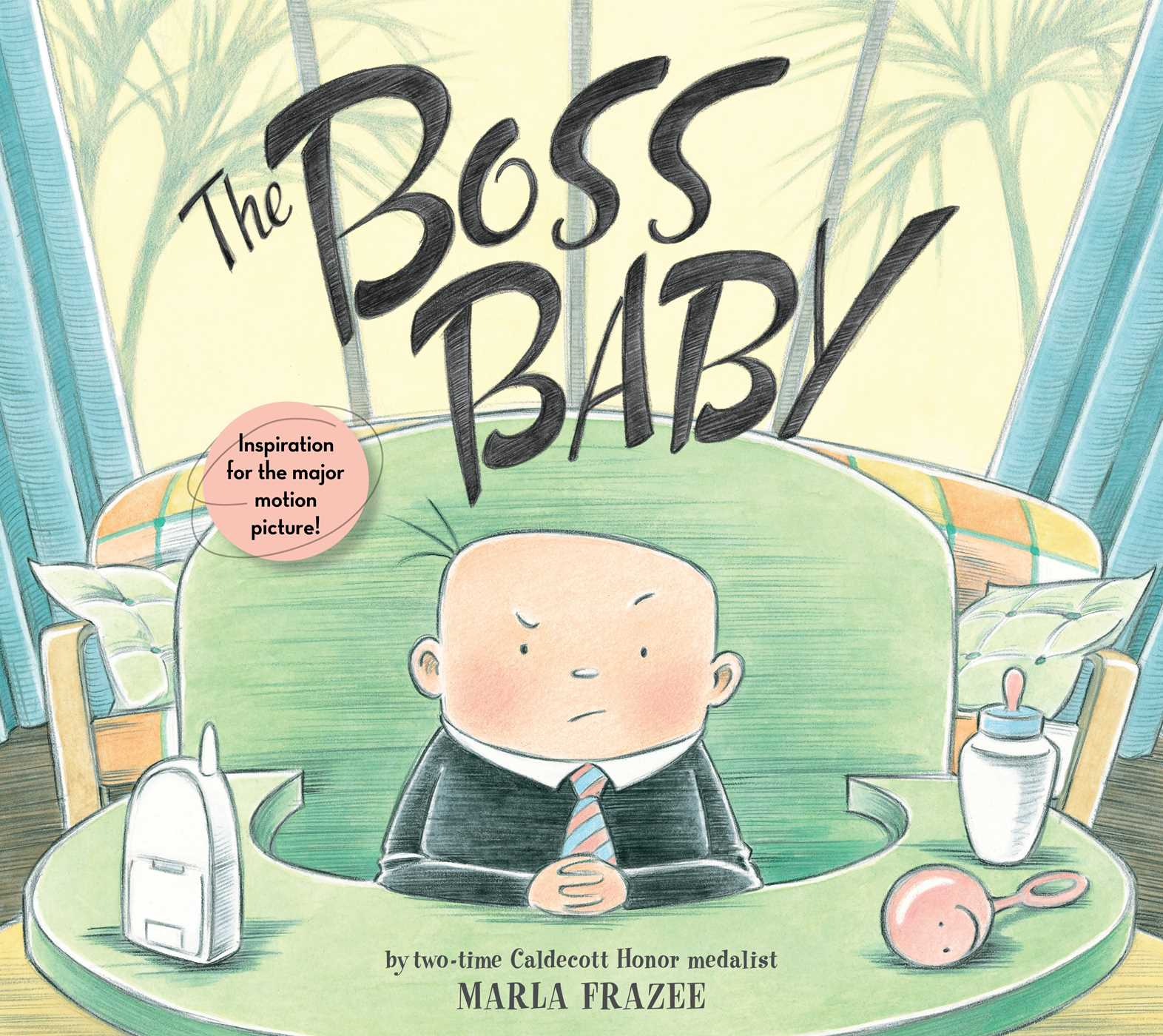The boss baby 9781442436732 hr