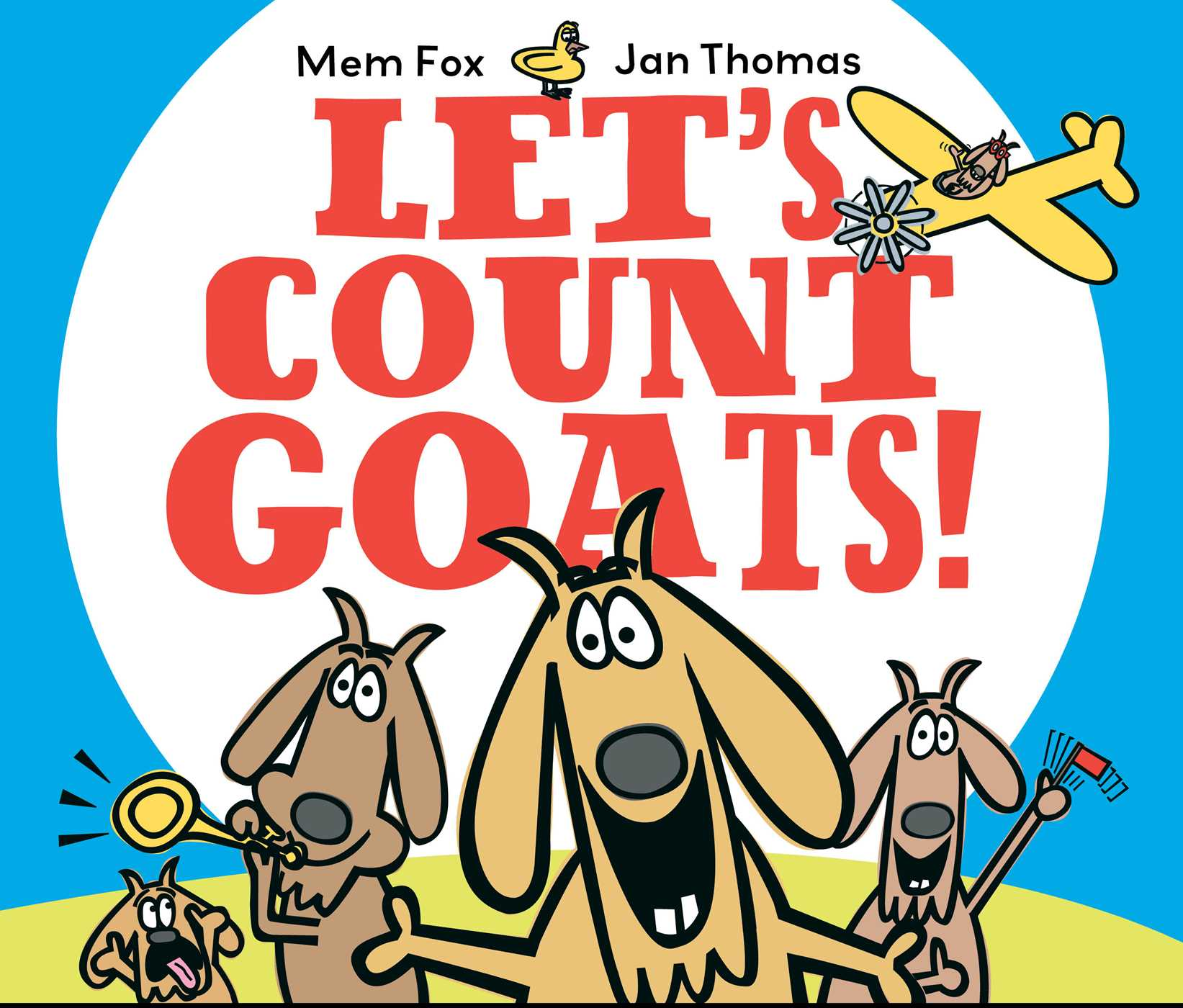 Lets count goats 9781442436817 hr