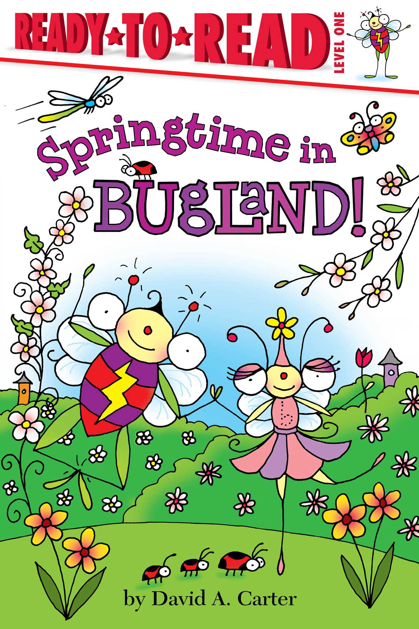 Springtime in bugland 9781442438934 hr