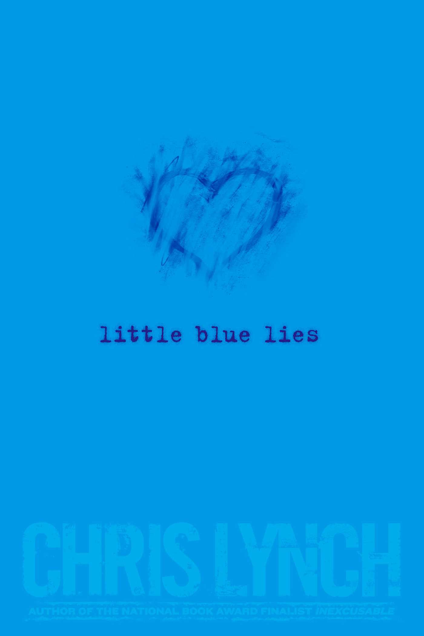 Little blue lies 9781442440098 hr