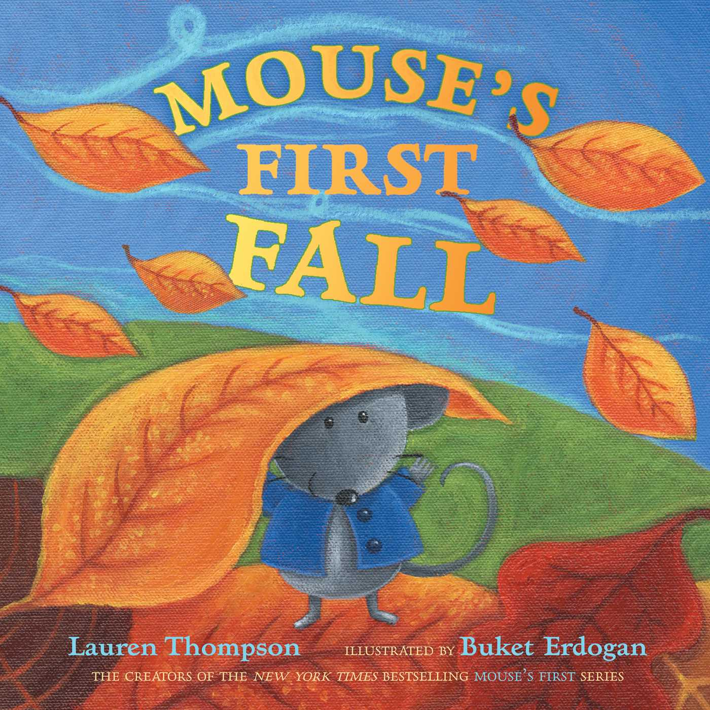 Mouses first fall 9781442441040 hr