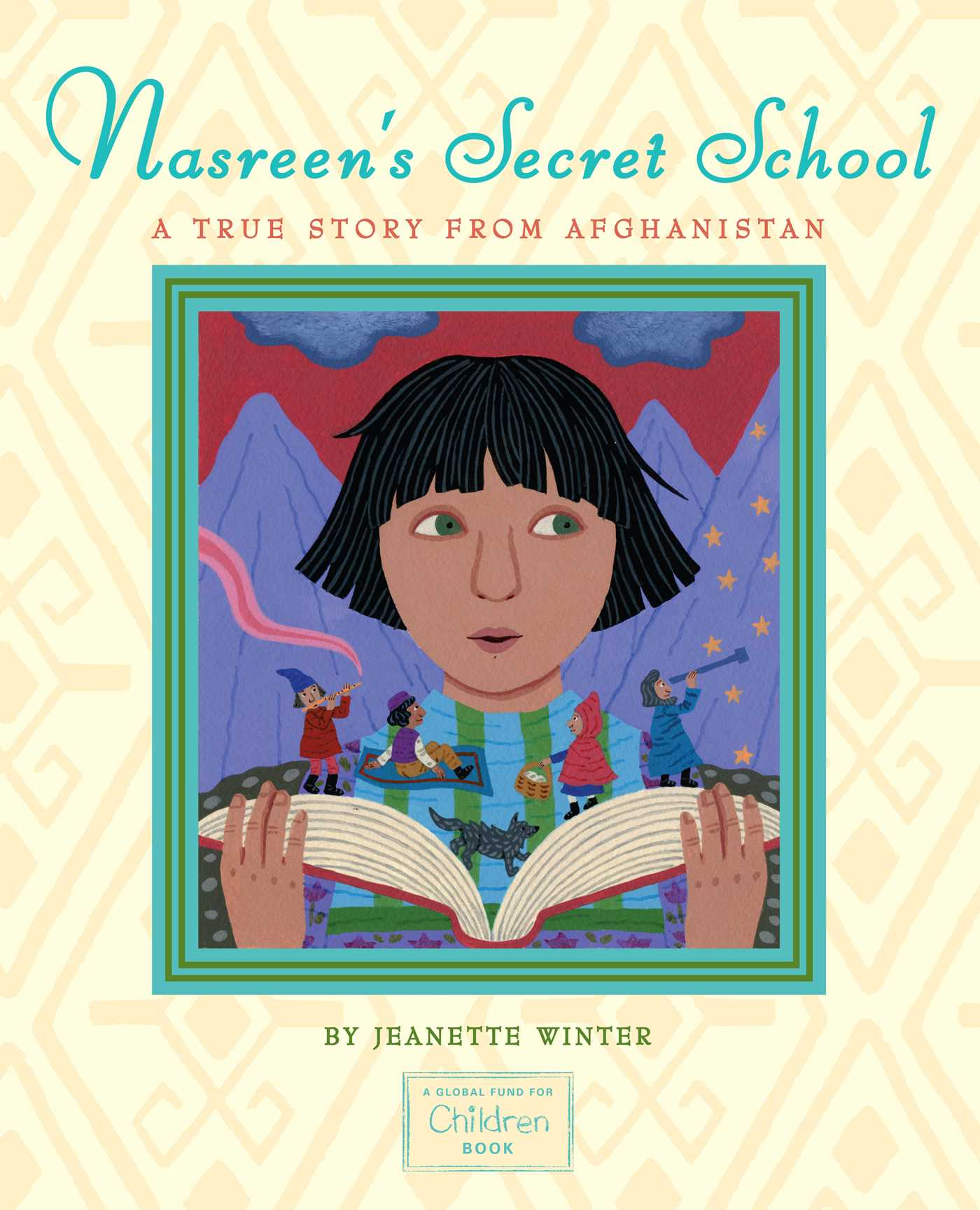 Nasreens secret school 9781442441217 hr