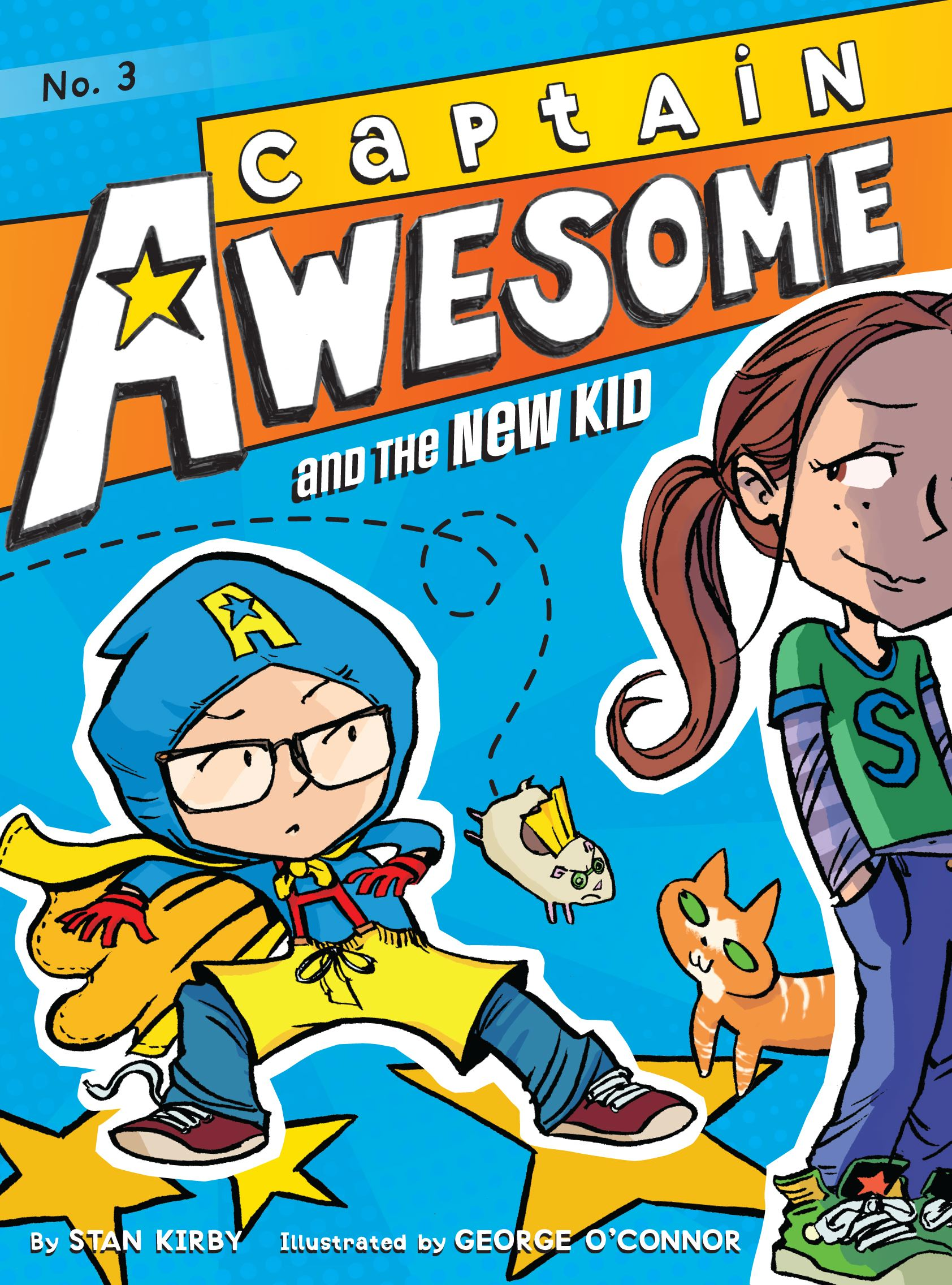 Captain awesome and the new kid 9781442442009 hr