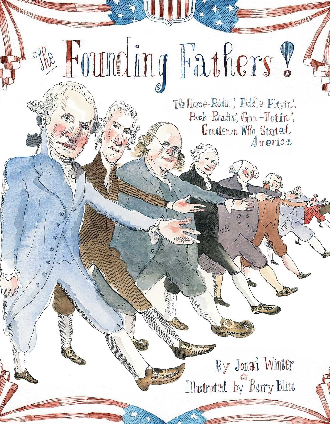 Founding fathers! 9781442442740 hr