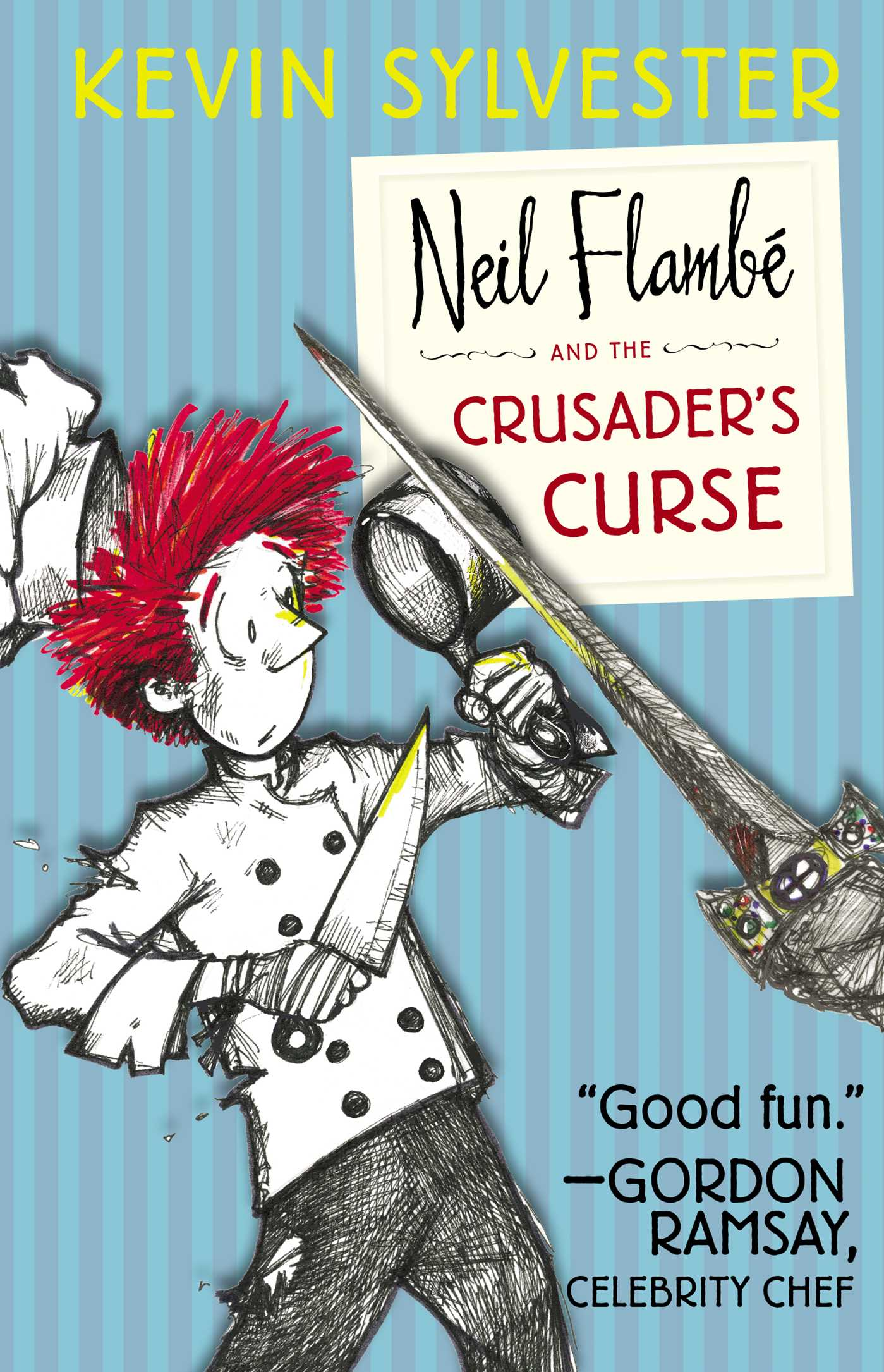 Neil flambe and the crusaders curse 9781442442979 hr