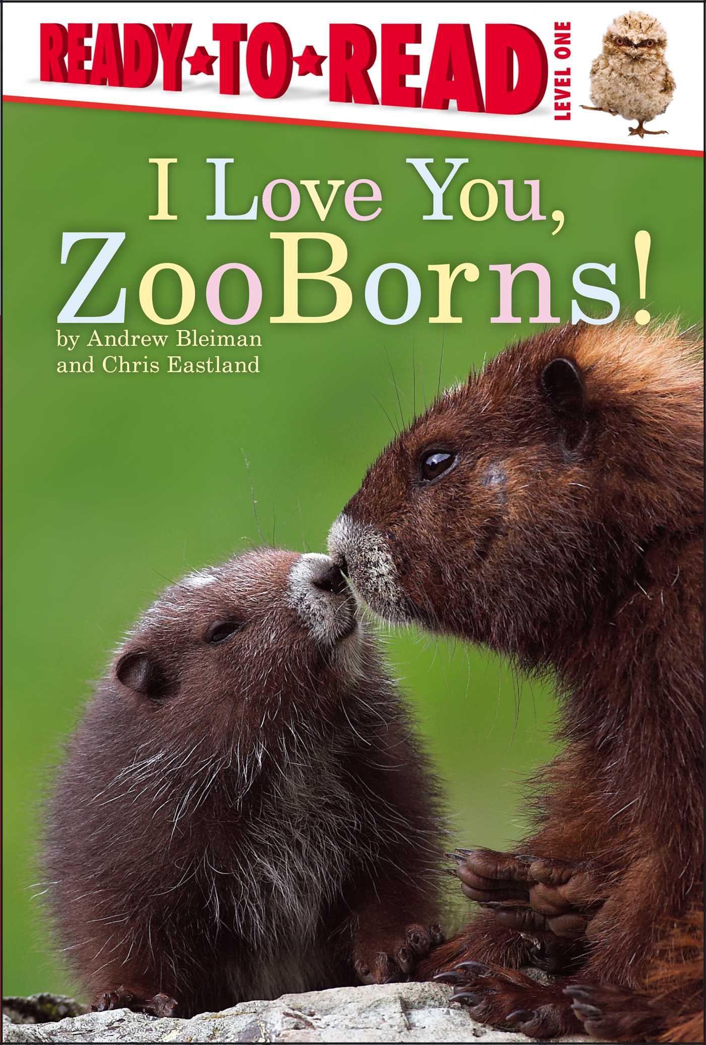 I love you zooborns! 9781442443792 hr