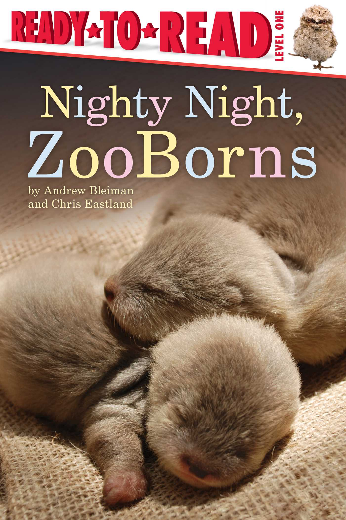 Nighty night zooborns 9781442443877 hr