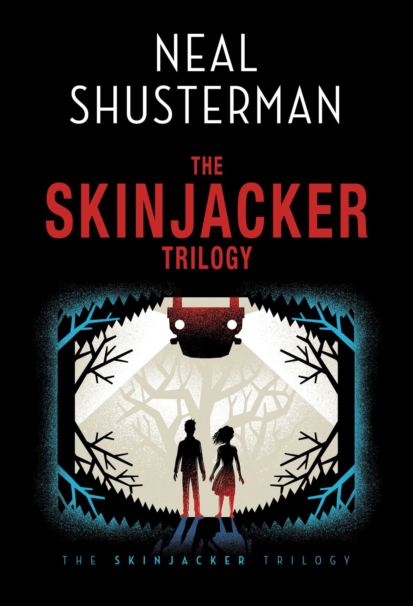 Neal shustermans skinjacker trilogy 9781442444270 hr