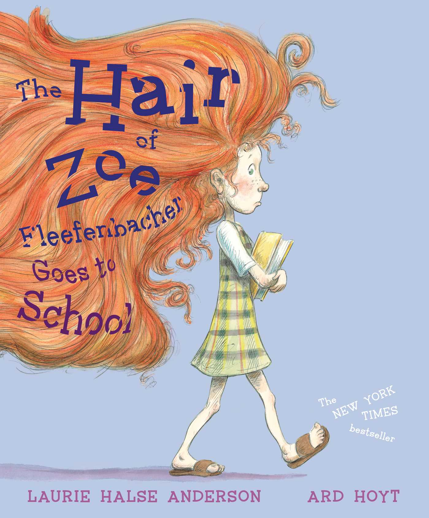 The hair of zoe fleefenbacher goes to school 9781442445093 hr