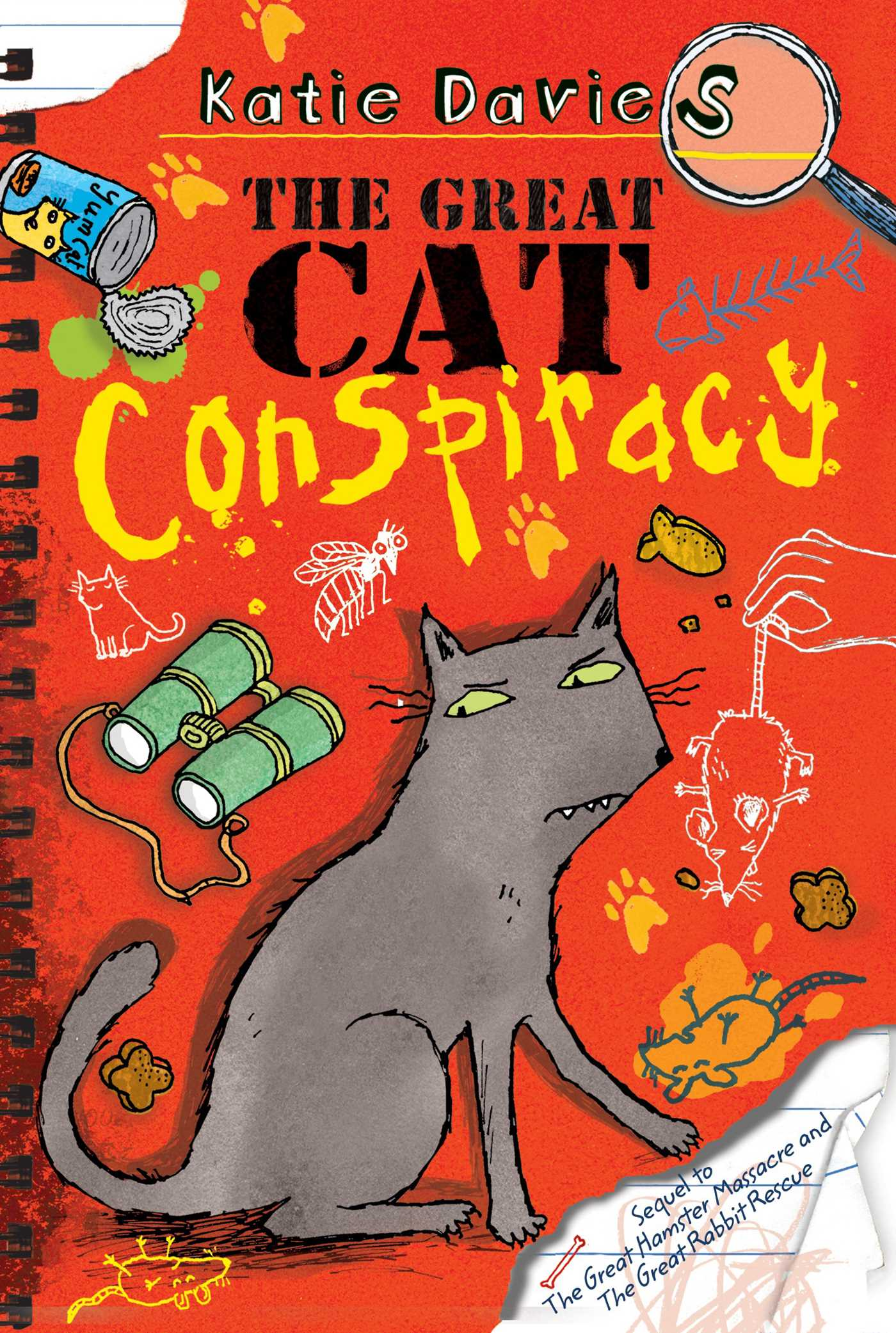 The great cat conspiracy 9781442445154 hr