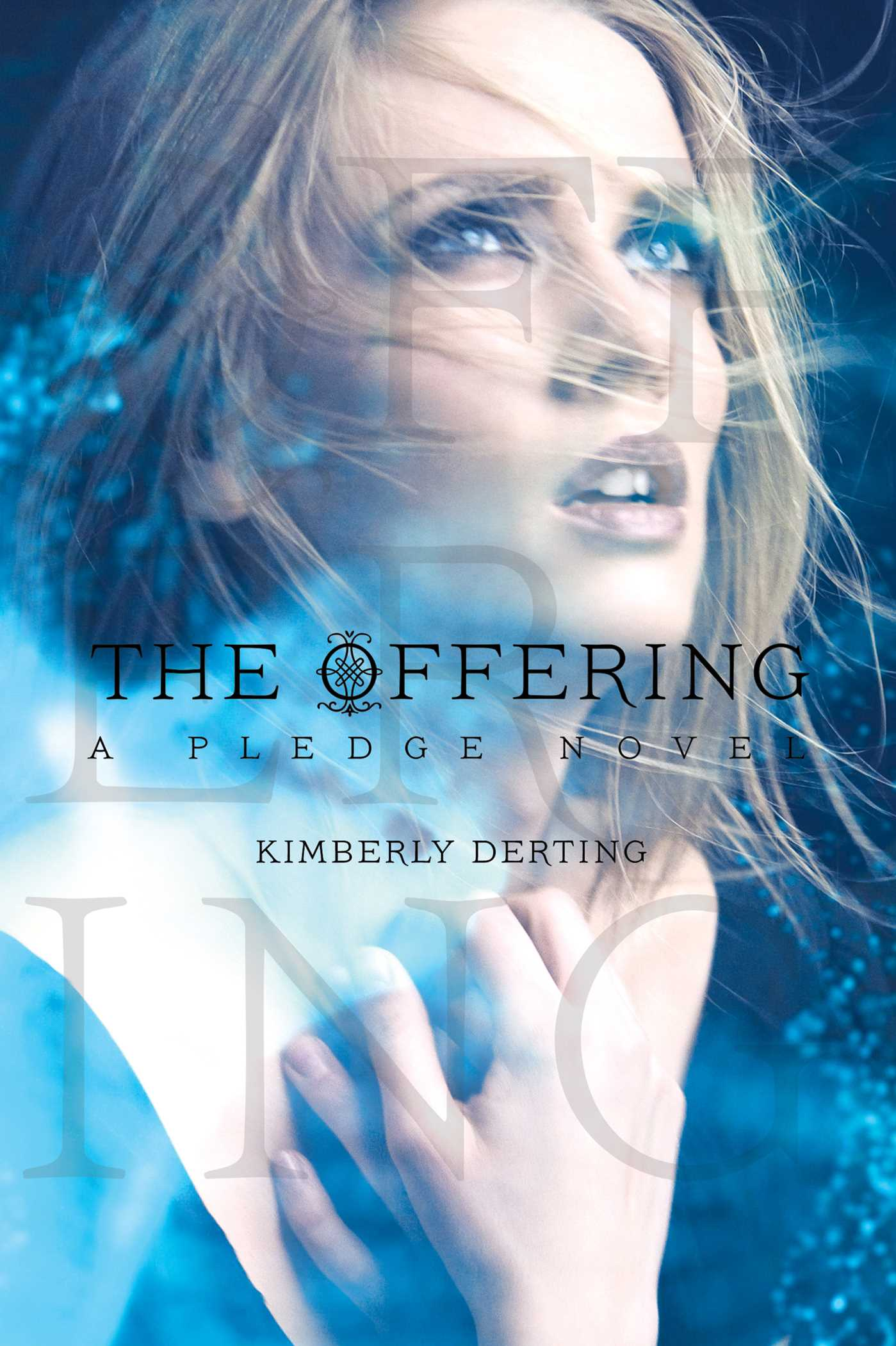 Resultado de imagen para The offering- Kimberly Derting