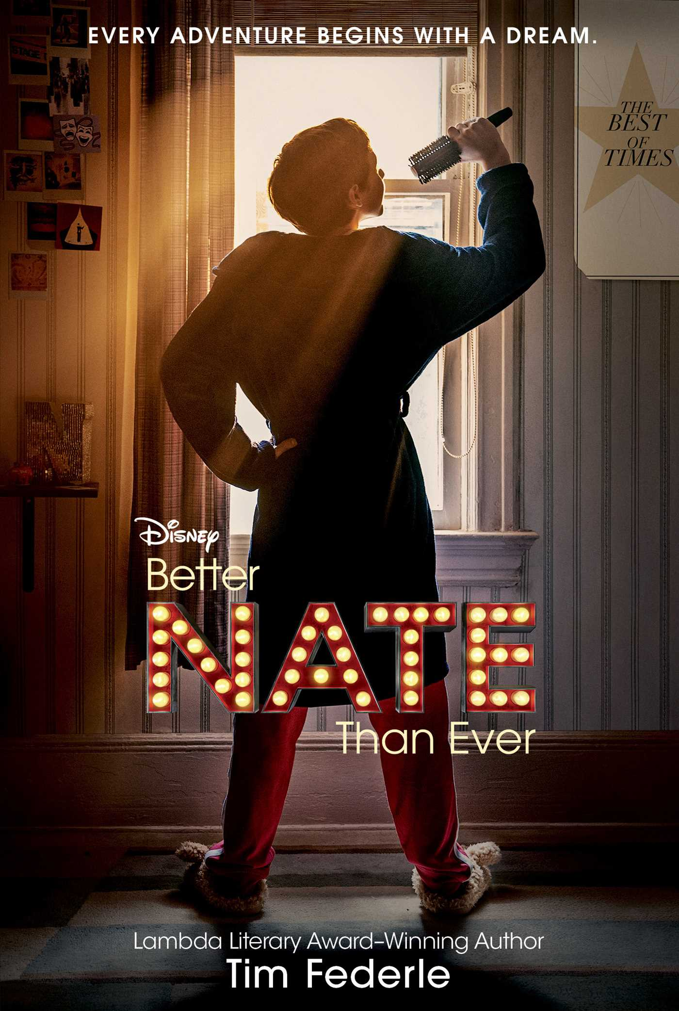 Better nate than ever 9781442446908 hr