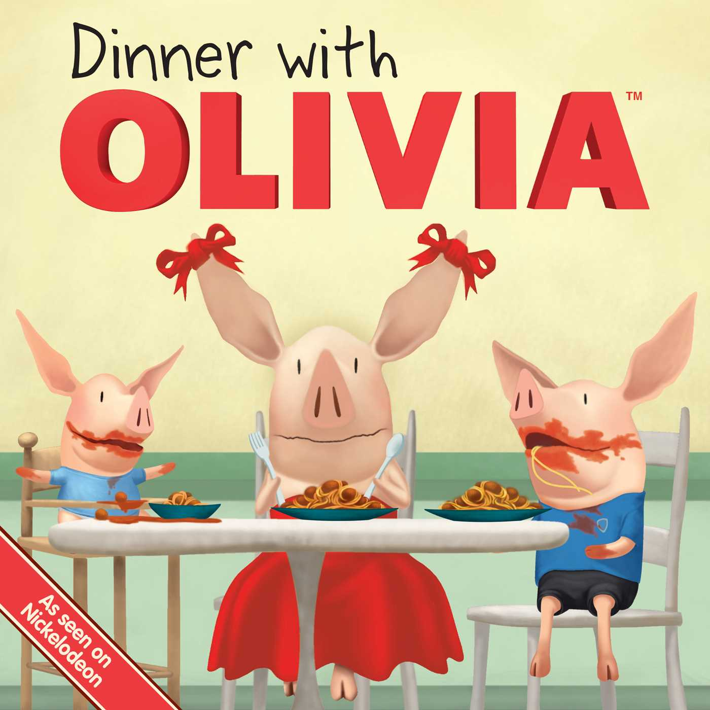 Dinner with olivia 9781442447035 hr