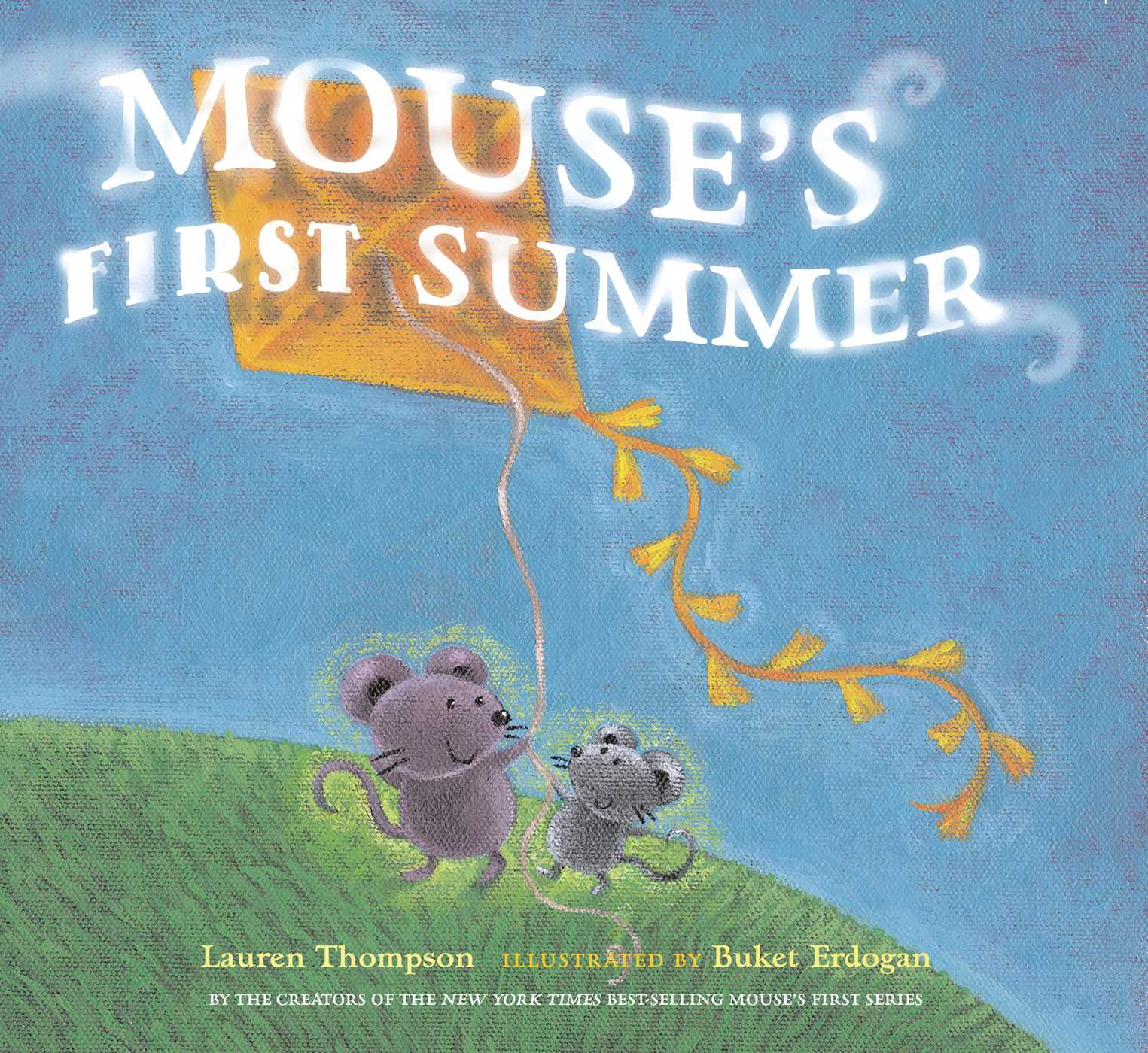 Mouses first summer 9781442447127 hr