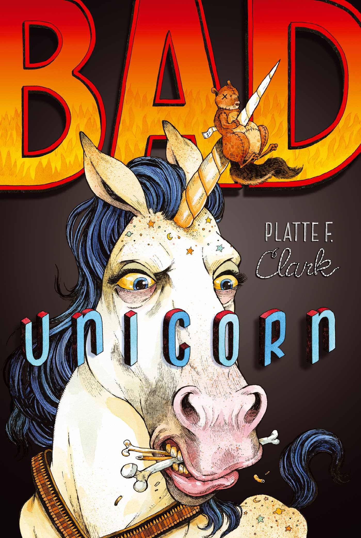 Bad unicorn 9781442450134 hr