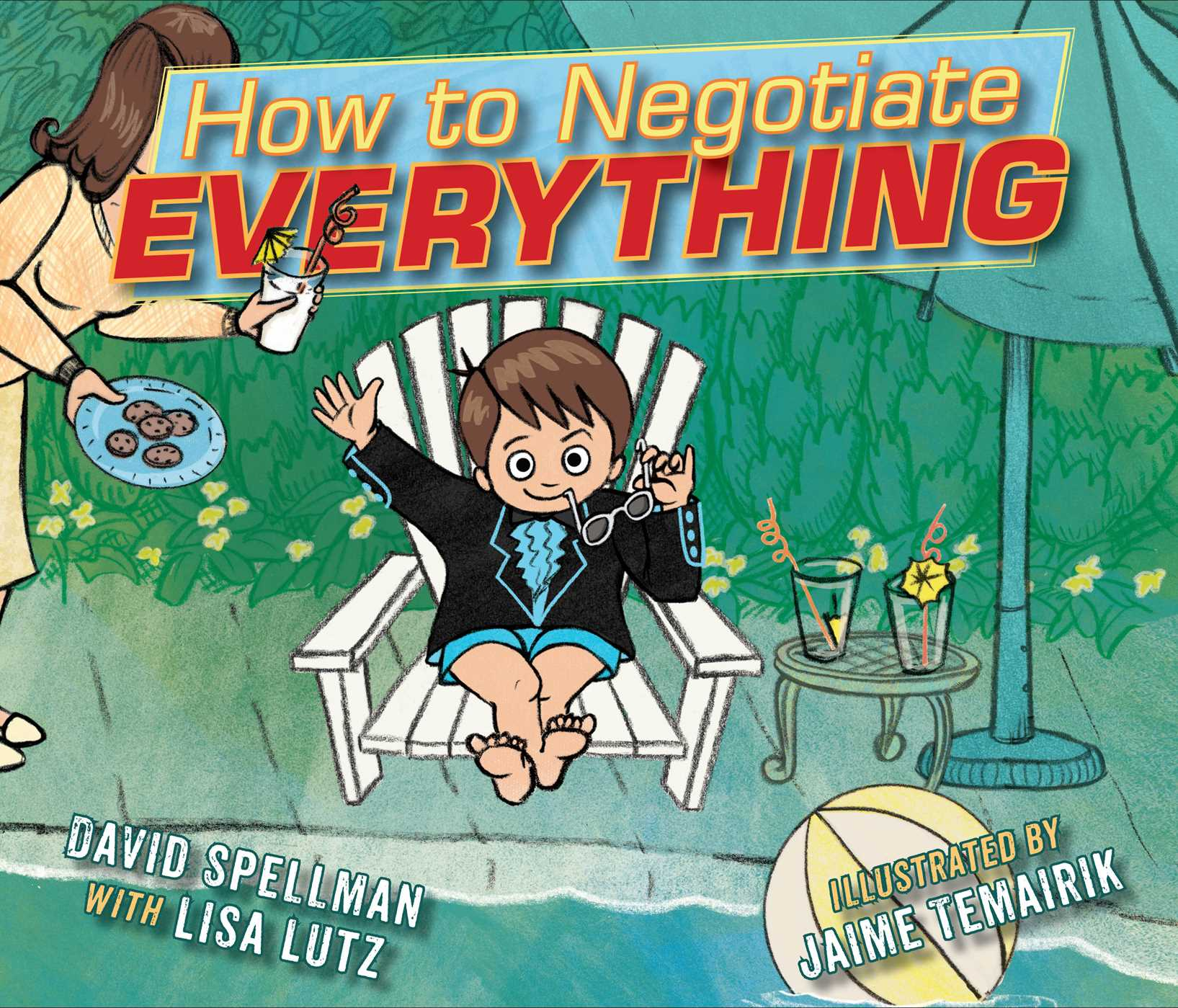 How to negotiate everything 9781442451209 hr