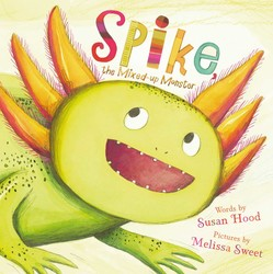Spike, the Mixed-up Monster