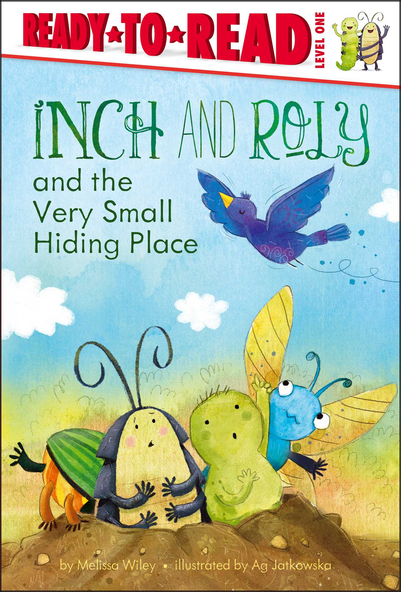 Inch and roly and the very small hiding place 9781442452824 hr