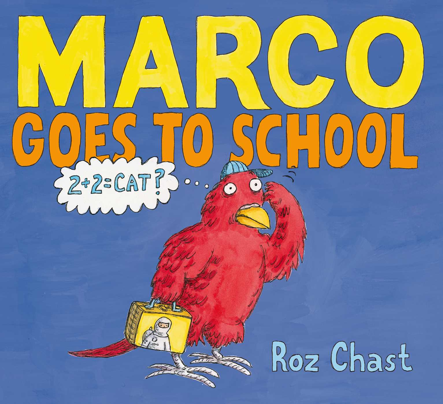 Marco goes to school 9781442453074 hr