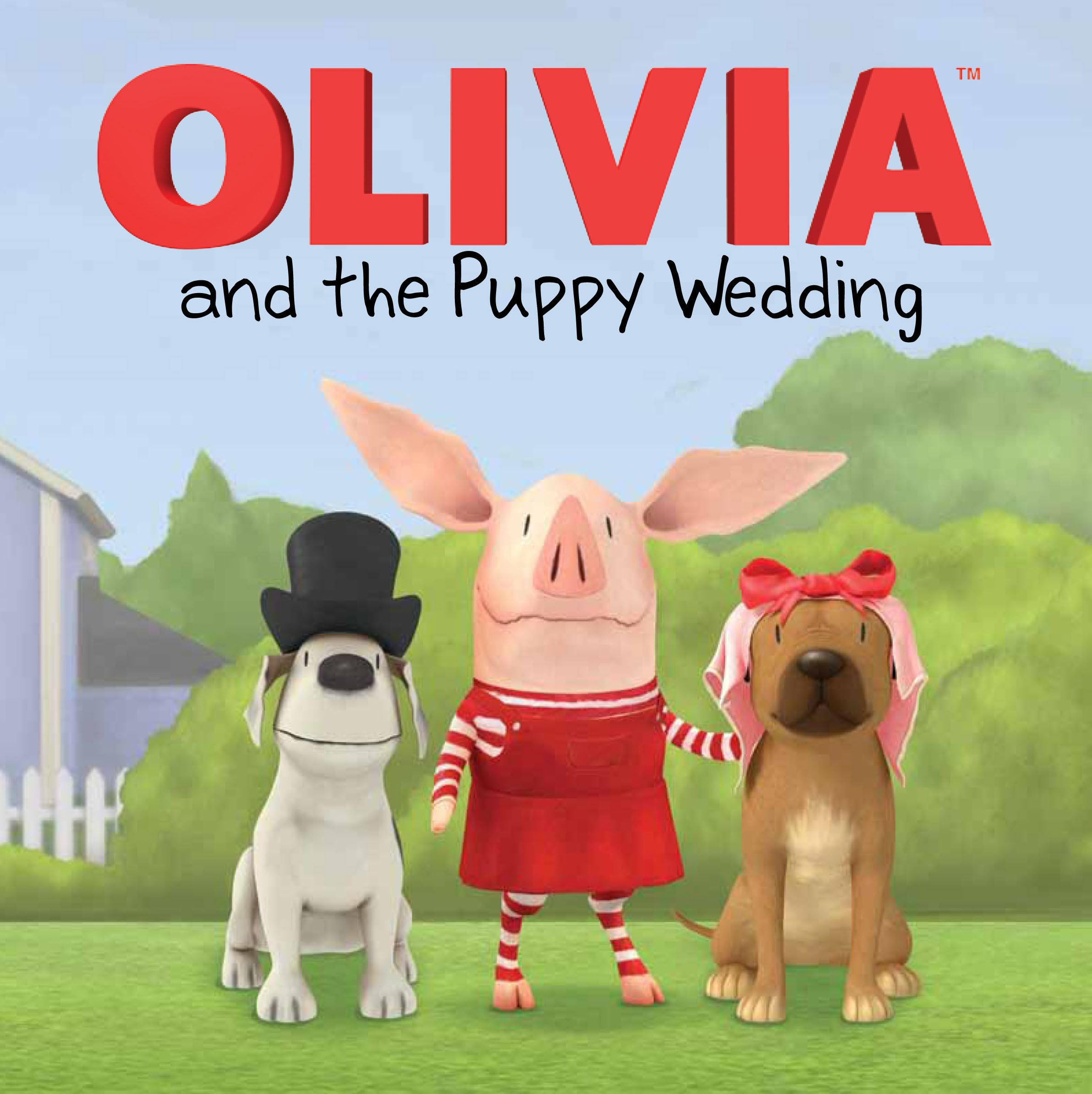 Olivia and the puppy wedding 9781442453159 hr