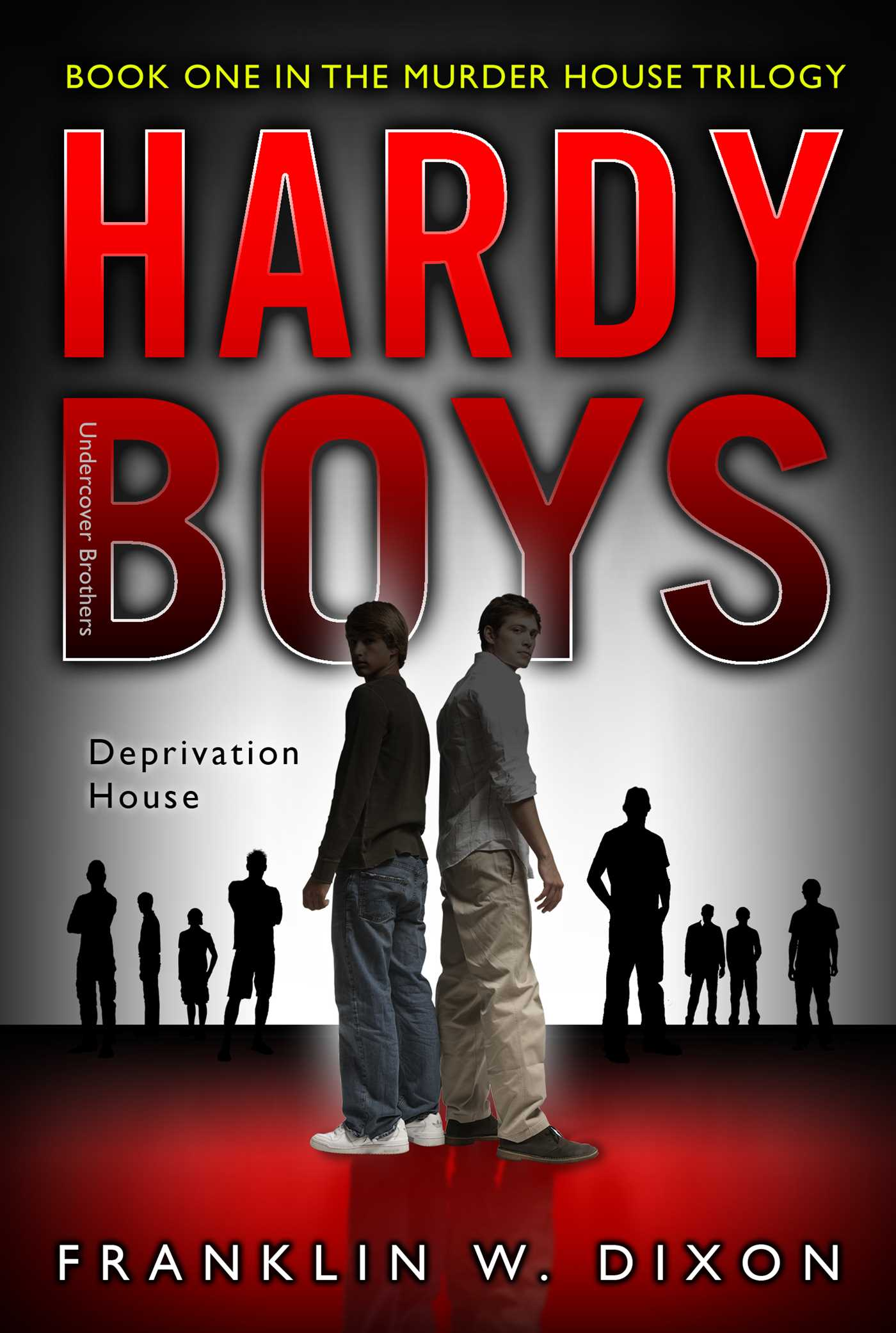a literary analysis of the hardy boys by franklin w dixon Fiction & literature foreign language titles health & wellness history kids the hardy boys #3: the secret of the old mill by franklin w dixon the hardy boys #6: the shore road mystery by franklin w dixon the hardy boys #7.