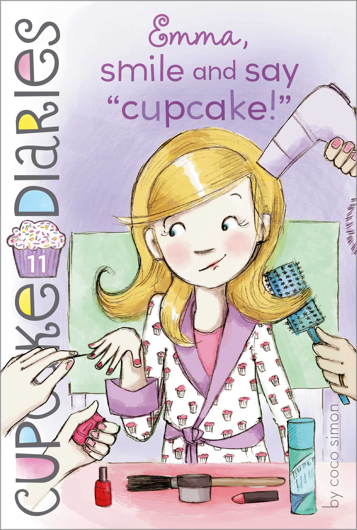 Emma smile and say cupcake ebook by coco simon official emma smile and say cupcake 9781442454002 hr fandeluxe Document