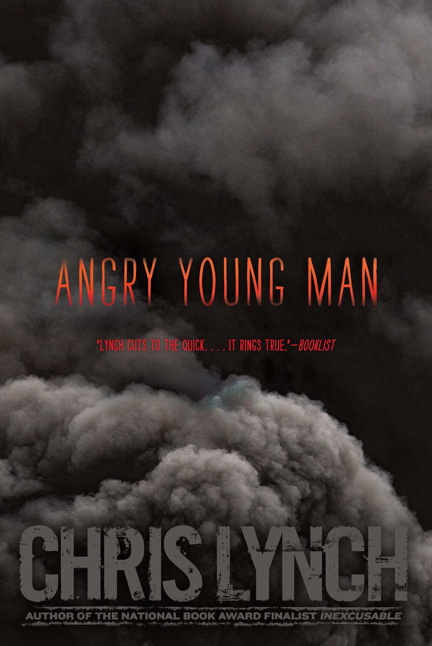 Angry young man 9781442454194 hr
