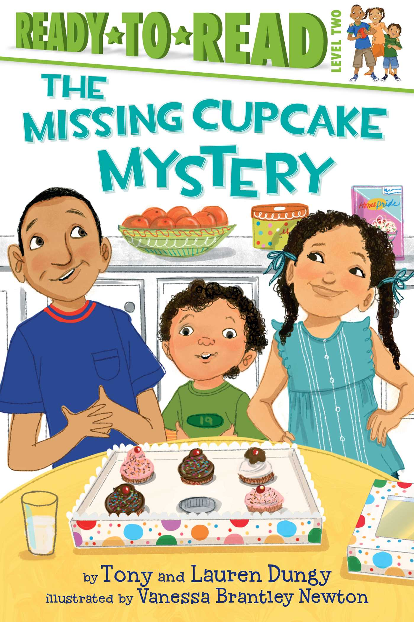 The missing cupcake mystery 9781442454651 hr