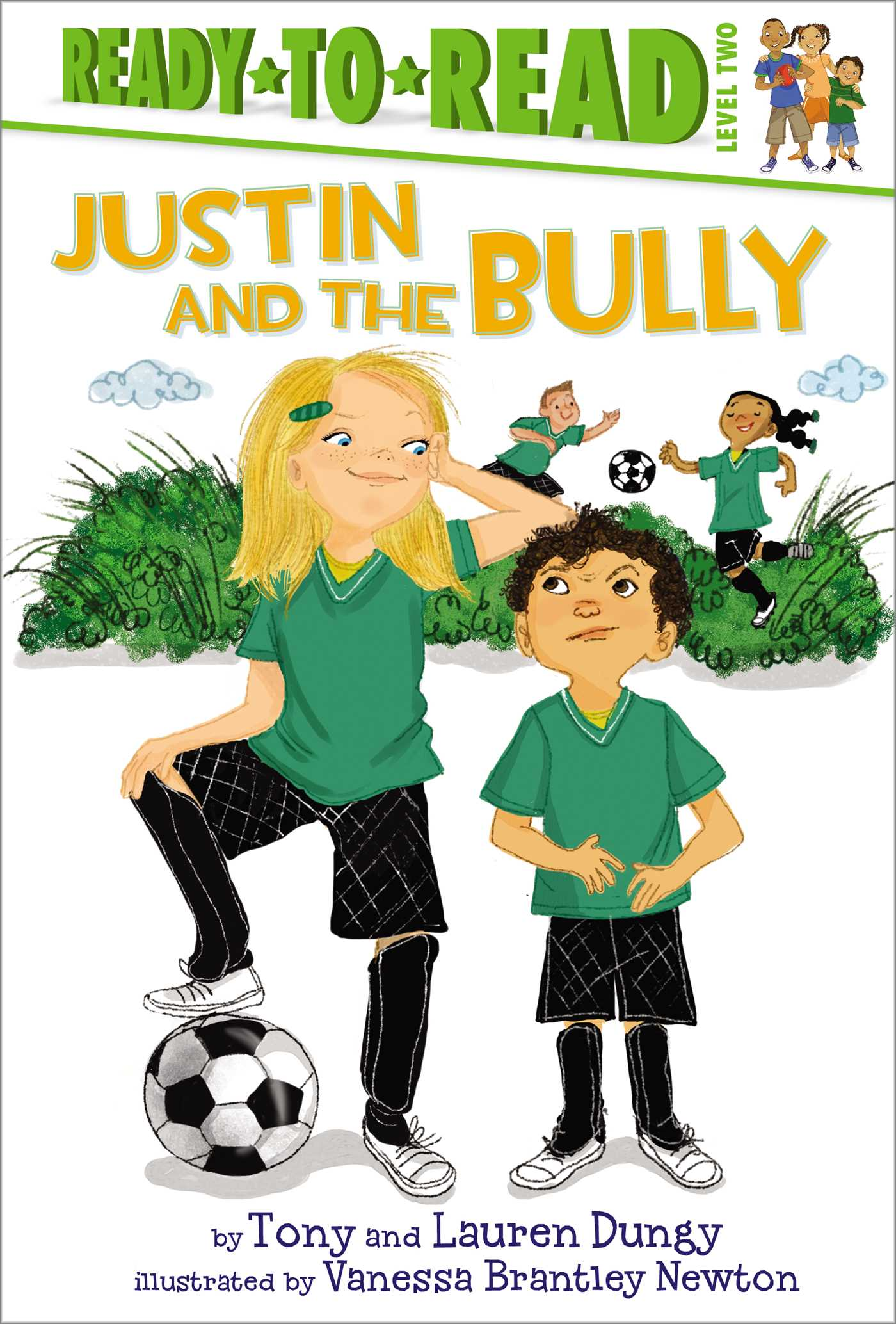 Justin and the bully 9781442457201 hr