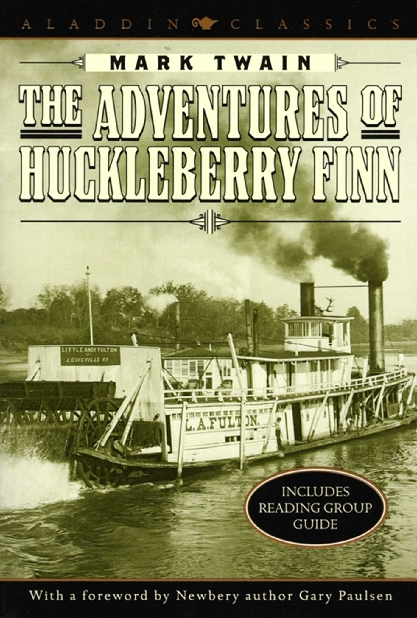parenthood in adventures of huckleberry finn by mark twain Mark twain was not quite 50 when he published the adventures of huckleberry finn in february 1885, and in so doing, changed american literature until.