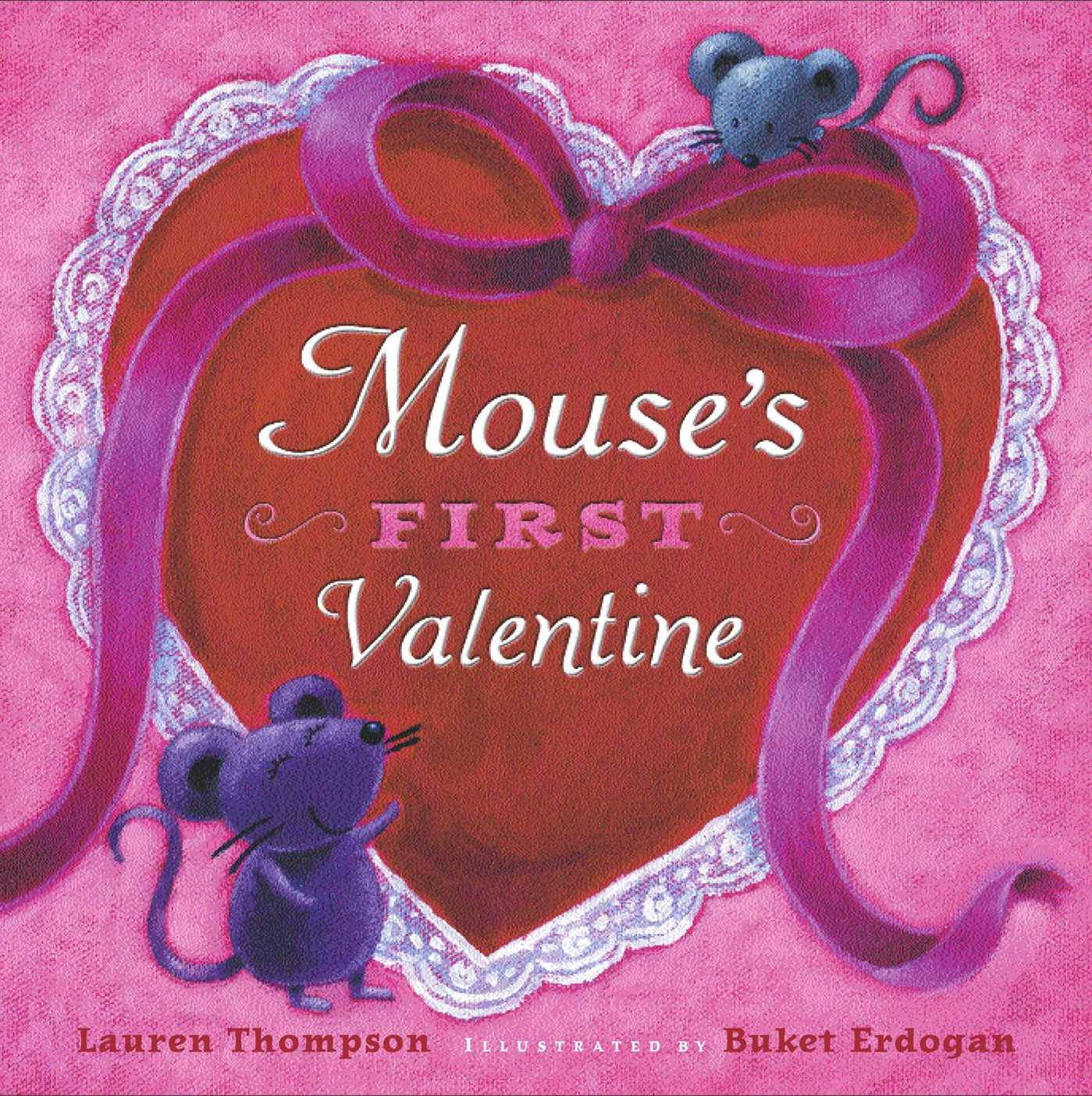 Mouses first valentine 9781442457683 hr