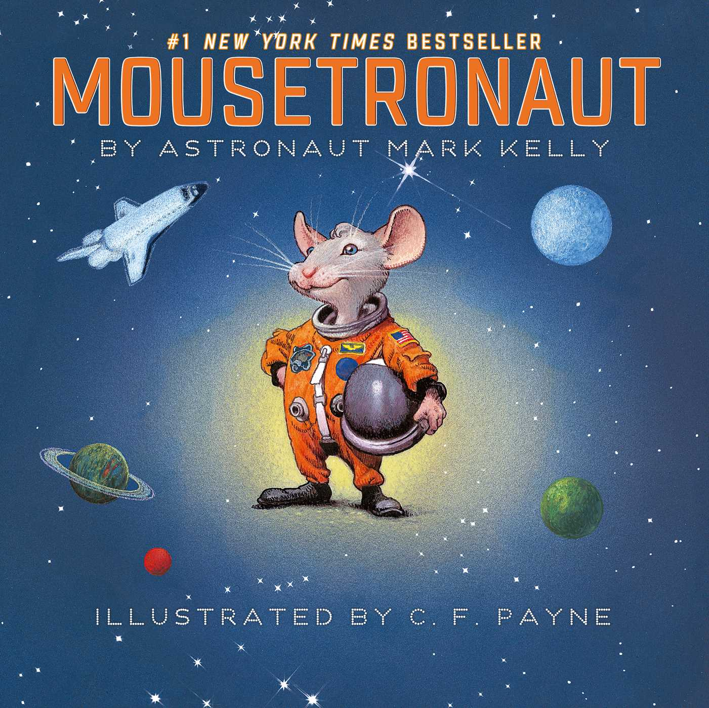 Mousetronaut 9781442458321 hr