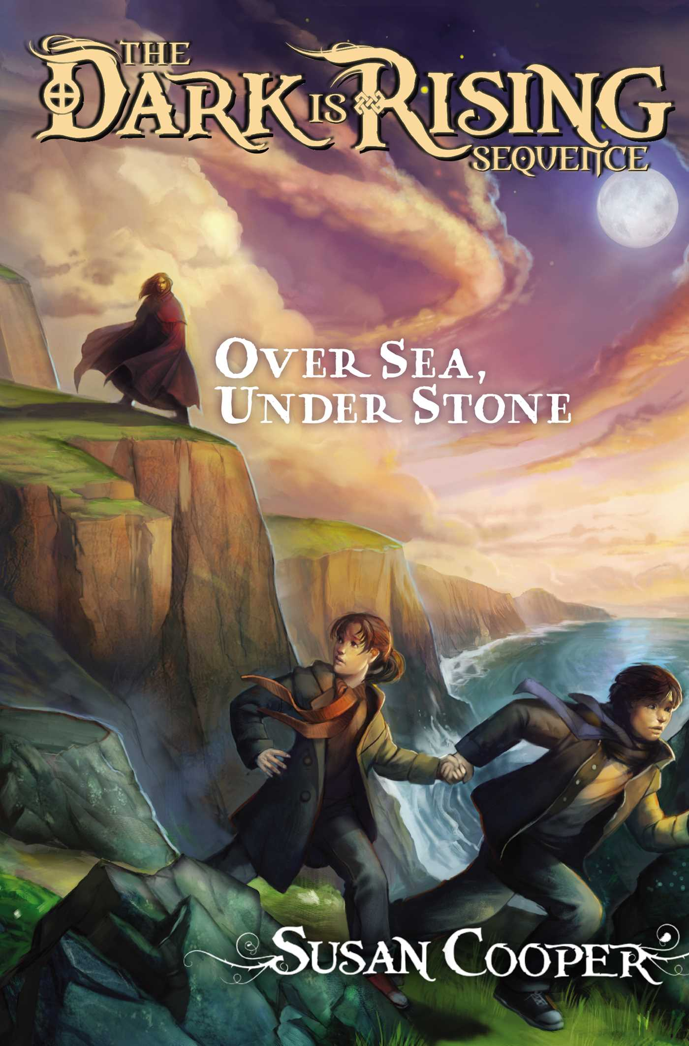 Over sea under stone 9781442458956 hr