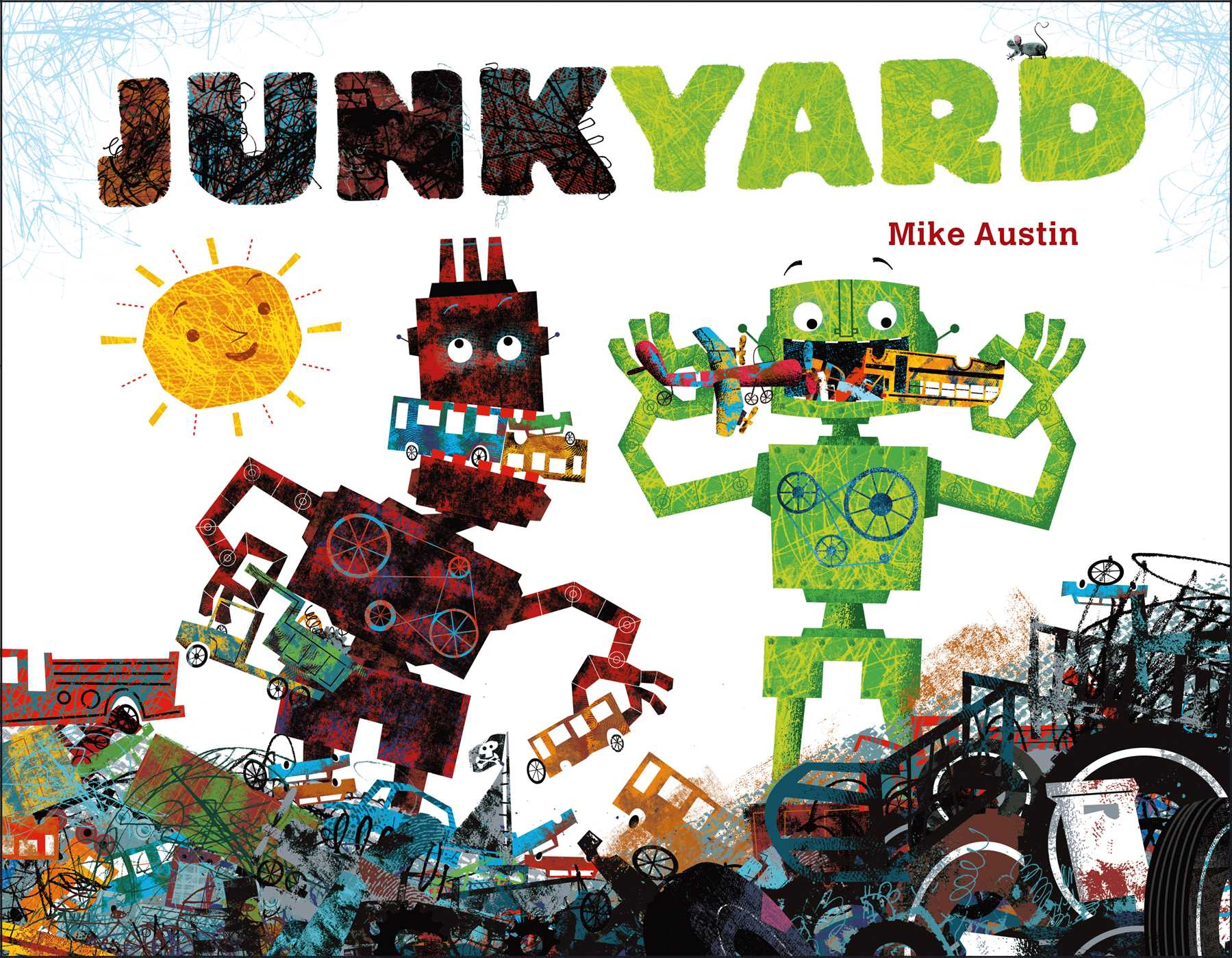 Junkyard | Book by Mike Austin | Official Publisher Page | Simon ...