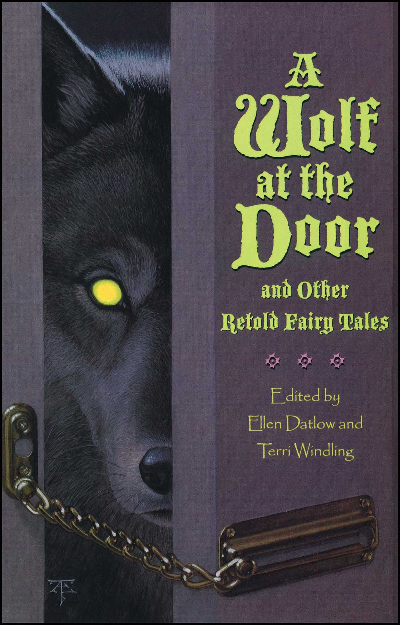 A wolf at the door 9781442460393 hr