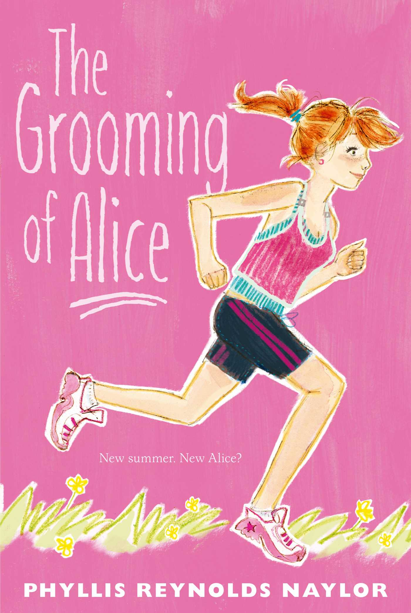 The grooming of alice 9781442463066 hr