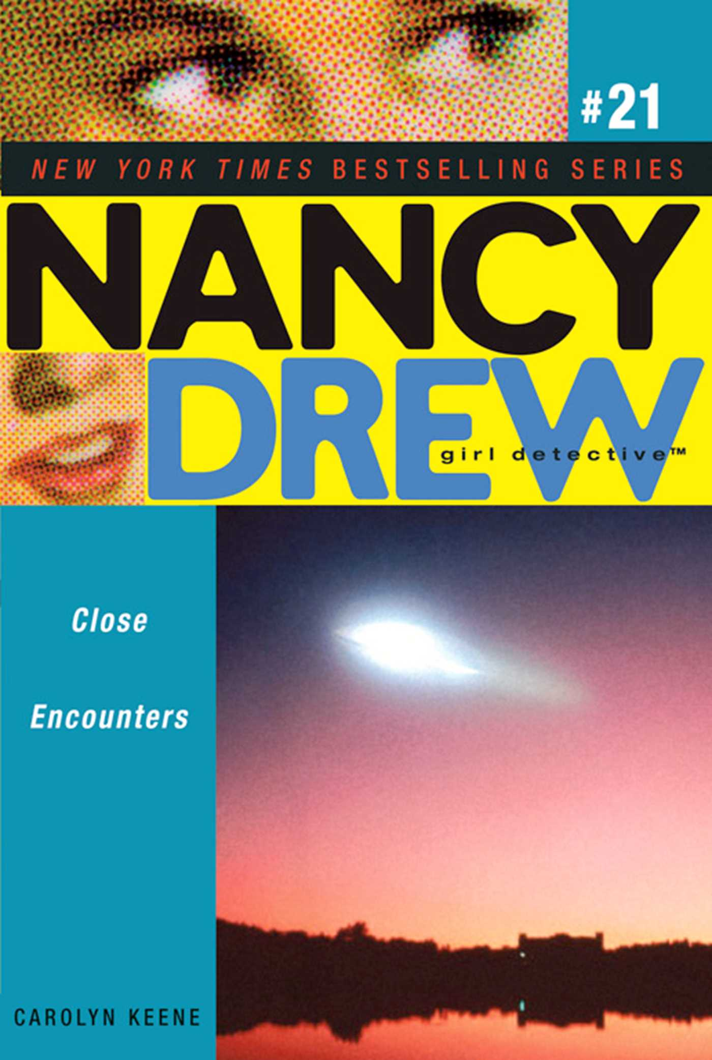 Close encounters ebook by carolyn keene official publisher page close encounters 9781442465428 hr fandeluxe Document