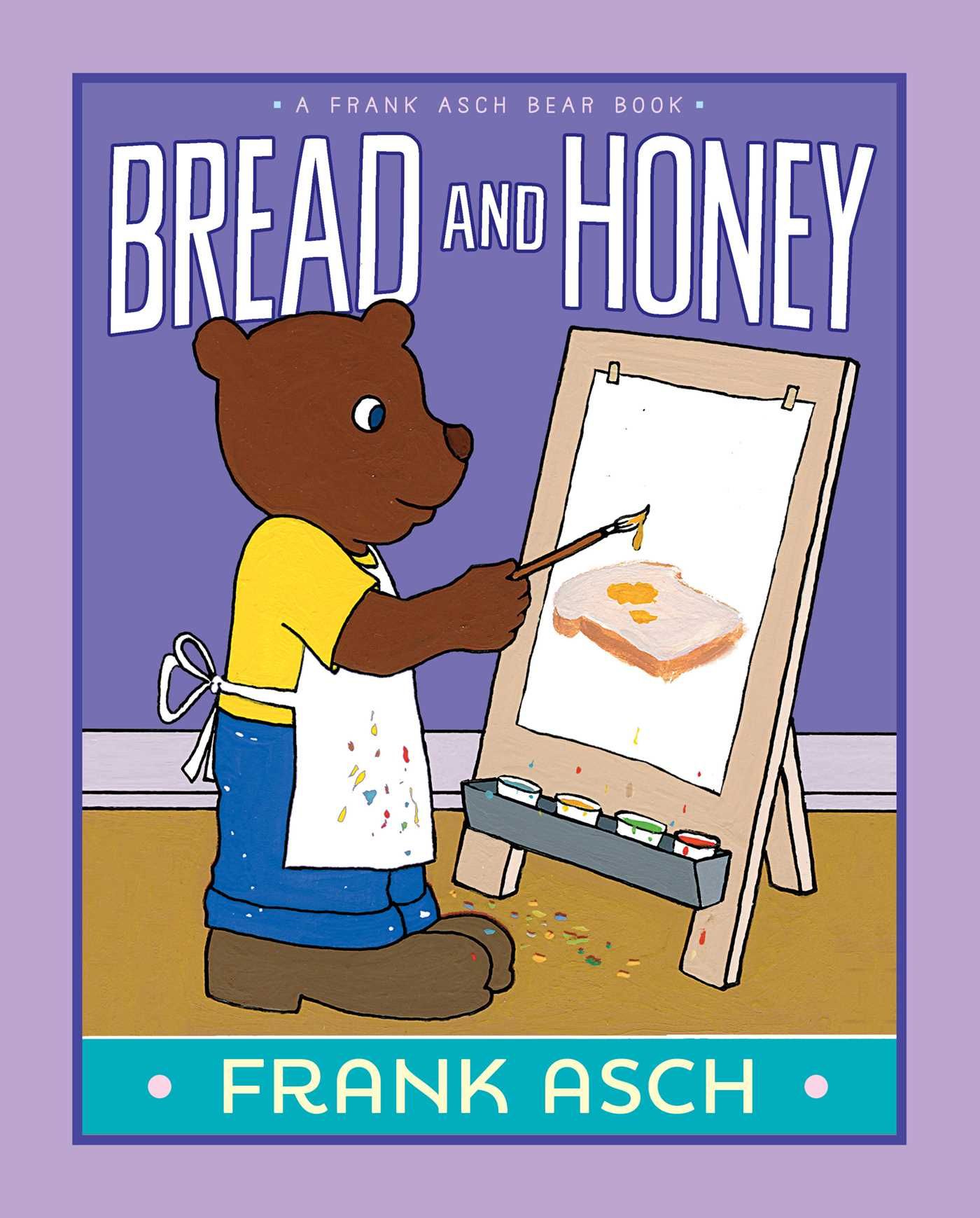 Bread and honey 9781442466654 hr
