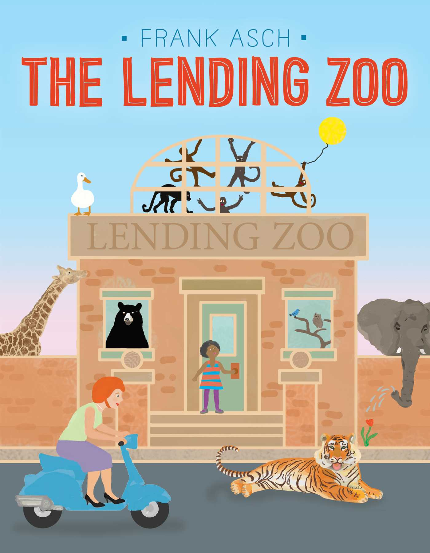 The lending zoo 9781442466791 hr