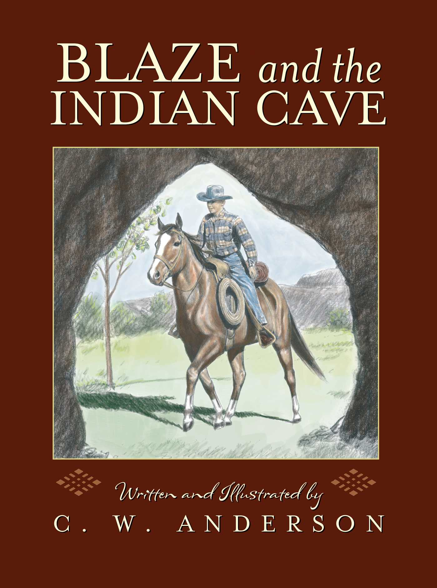 Blaze and the indian cave 9781442468313 hr