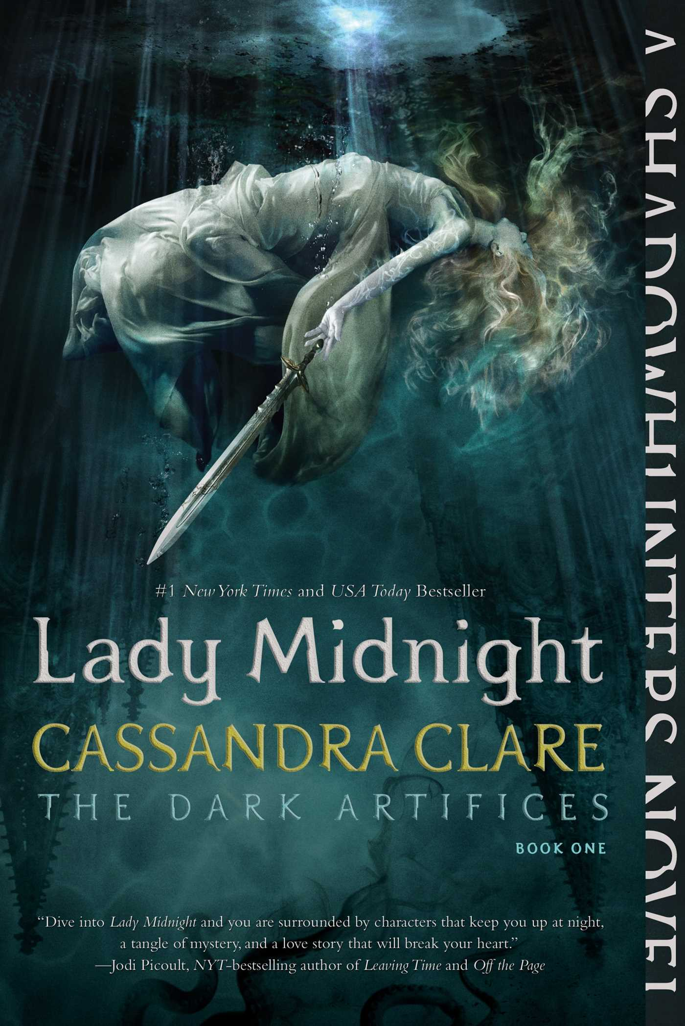 Lady midnight 9781442468375 hr