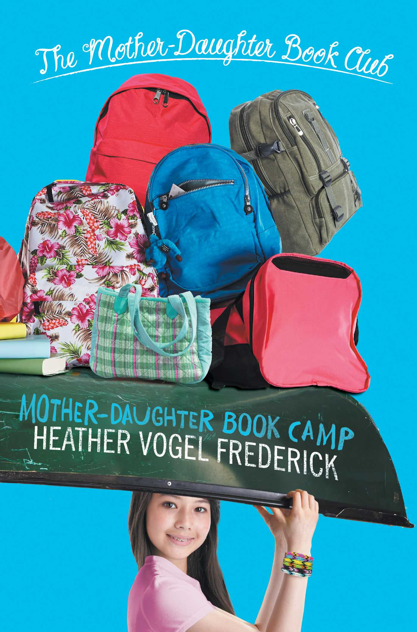 Mother daughter book camp 9781442471849 hr
